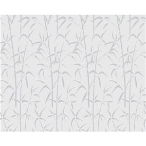 WallPops Bamboo Sidelight Privacy Film - 11.8-in x 78.74-in