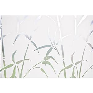 WallPops Bamboo Door Privacy Film - 35.43-in x 78.74-in