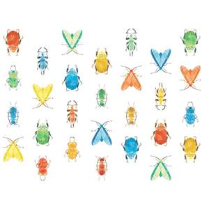 WallPops Love Bugs Wall Art Kit - 34.5-in x 19.5-in