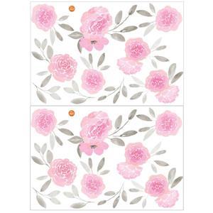 WallPops May Flowers Wall Art Kit - 36-in x 48-in