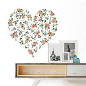 WallPops From the Heart Large Wall Art Kit - 39-in x 34.5-in