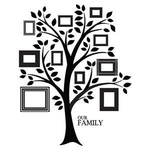 WallPops Tree of Life Wall Art Kit - 36-in x 48-in