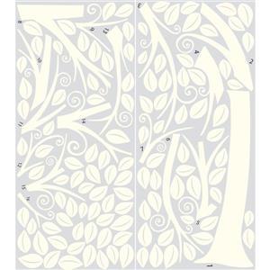 WallPops Silhouette Tree Large Wall Art Kit - 39-in x 34.5-in