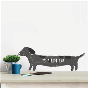 WallPops It's a Ruff Life Wall Quote - 11-in x 28-in