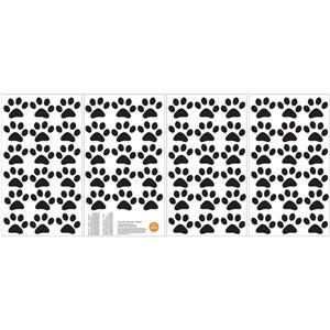 WallPops Paw Prints Wall Art Kit - 30-in x 50-in