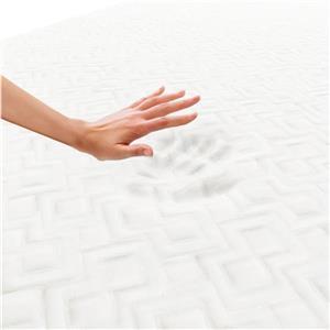"CorLiving Memory Foam Mattress Deluxe 10-in King- 10"" - King"