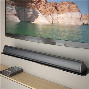 CorLiving Sound Bar Wall Shelf