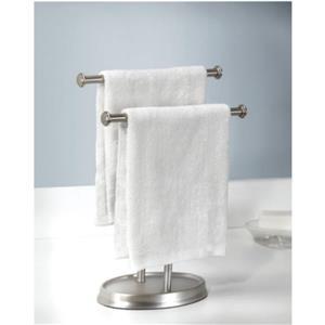 Umbra Nickel Counter Towel Holder