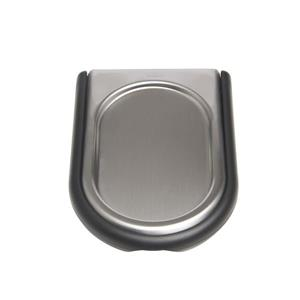 Umbra Black/Nickel Laydle Spoon Rest