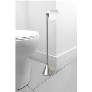 Umbra Pinnacle Nickel Toilet Paper Stand