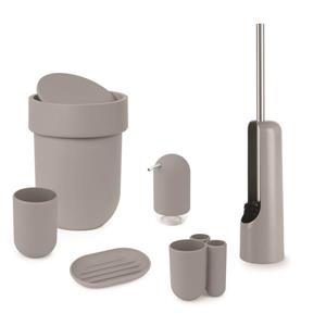 Umbra Touch Grey Toilet Brush