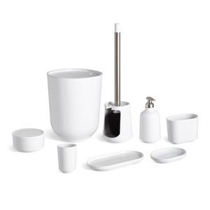 Umbra Step White Toilet Brush