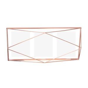 Umbra 5 x 7 Copper Prisma Photo Display