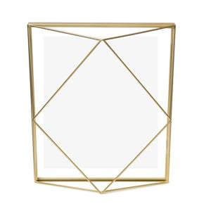 Umbra 8 x 10 Matte Brass Prisma Photo Display