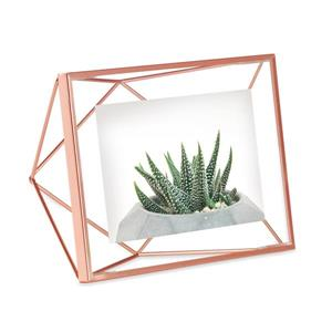 Umbra 4 x 6 Copper Prisma Photo Display