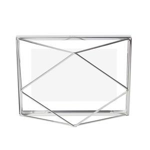 Umbra 4 x 6 Chrome Prisma Photo Display