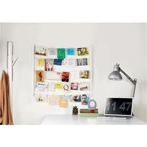Umbra White Hangit Photo Display
