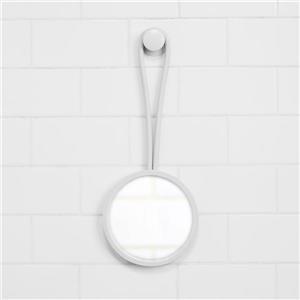 Umbra White Flex Mirror