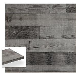 Timberwall 3/8-in x 4-in Barnwood Driftwood Grey Appearance Board