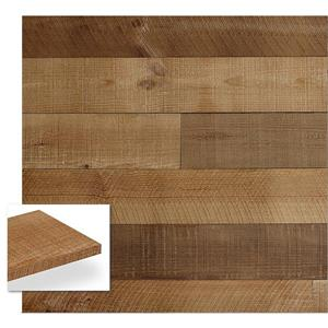 Barnwood Peel and Stick Wood Wall Covering