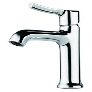 Sera Bathroom Vanity Faucet Flamingo, chrome