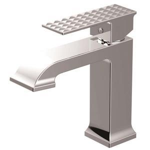 Sera Bathroom Vanity Faucet Diamond, chrome