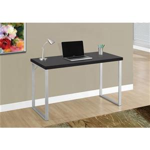 Monarch  30-in x 47.25-in Cappuccino Computer Desk