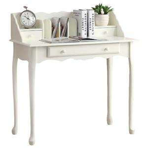 Monarch  36-in Antique White Secetary Desk