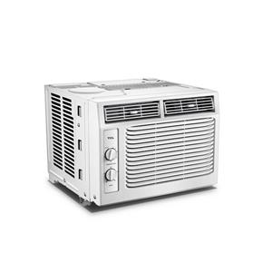 TCL - White Window Air Conditioner 16-in x 12.5-in 5,000-BTU