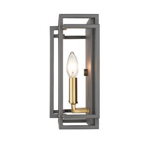Z-Lite Titania 2 Light Wall Sconce