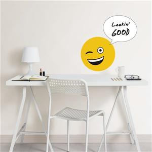 WallPops Create Your Own Emote Wall Decal