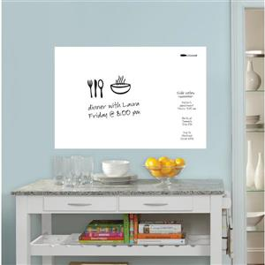 WallPops Large Dry Erase Whiteboard