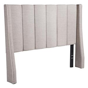 Zuo Modern Gilded Age Full Headboard - 61-in - Light Grey