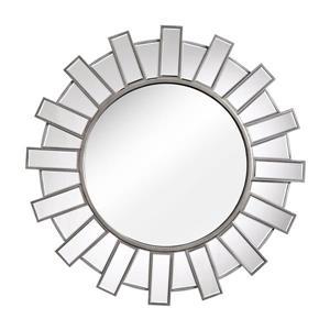 Zuo Modern 42-in Round Inca Mirror