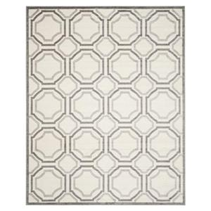 Safavieh Amherst Ivory and Light Grey Area Rug,AMT411E-8