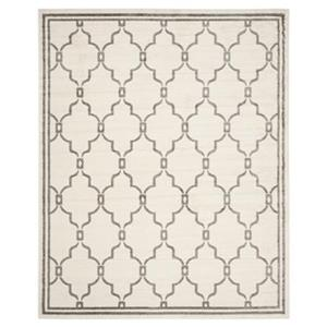 Safavieh Amherst Ivory and Grey Area Rug,AMT414K-8