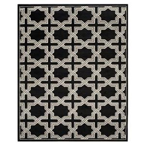 Safavieh Amherst Anthracite and Grey Area Rug,AMT418L-8