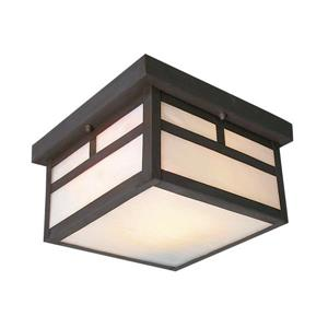 Outdoor Close to Ceiling Light