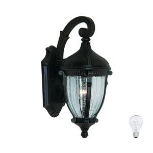 Artcraft Lighting Annapolis 18-in x 7-in Rubbed Bronze Outdoor Wall Light