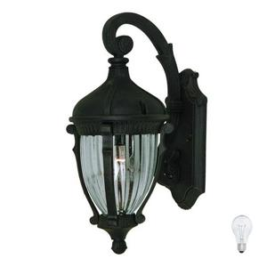 Artcraft Lighting Annapolis 21.50-in x 9-in Rubbed Bronze Outdoor Wall Light