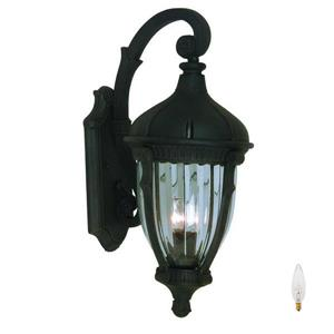 Artcraft Lighting Annapolis 26.50-in x 11-In Rubbed Bronze Outdoor Wall Light