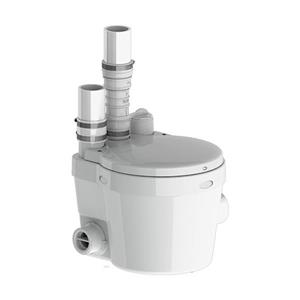SANIFLO Saniswift Drain Pump- White
