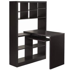 Left or Right Side Shelf Desk