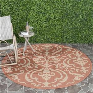 Safavieh Courtyard Indoor/Outdoor Area Rug,CY2663-3202-7R