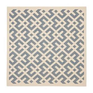 Safavieh CY6915-233 Courtyard Indoor/Outdoor Area Rug, Blue/