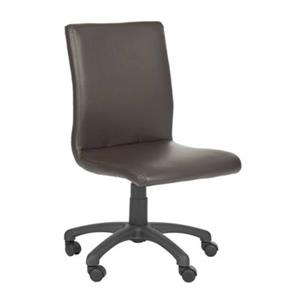 Safavieh Fox 20.5-in Brown Hal Desk Chair