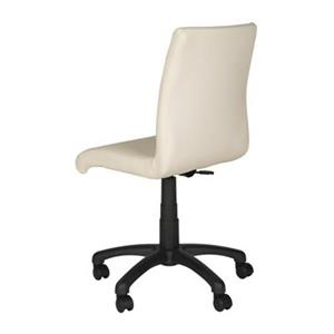 Safavieh Fox 20.5-in Champagne Hal Desk Chair