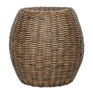 Safavieh Remi 18.1-in Brown/Multi End Table