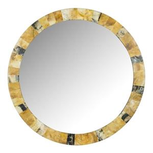 Safavieh Lydia 29-in x 29-in Artisan Mirror