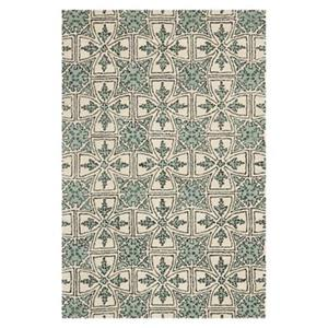 Chatham Light Blue and Ivory Area Rug